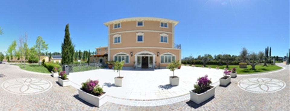 Hotel Villa Michelangelo Pescara Citta Sant Angelo Pe