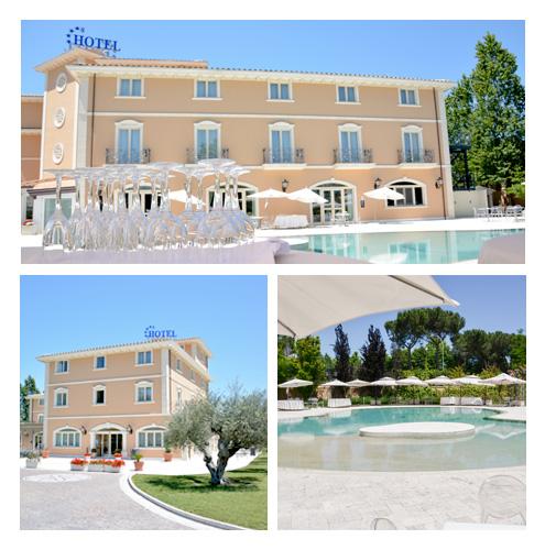 Hotel Villa Michelangelo Pescara - Soggiorni Matrimoni Eventi Meeting